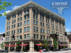 Empire Building Boise Idaho
